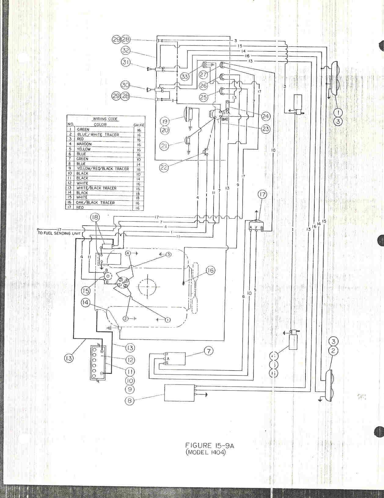 figure 15 9A www goldcordmine com manuals thiokol 1404 Chore Master Pressure Washer 3500 at gsmportal.co